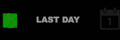 Last day earthquakes